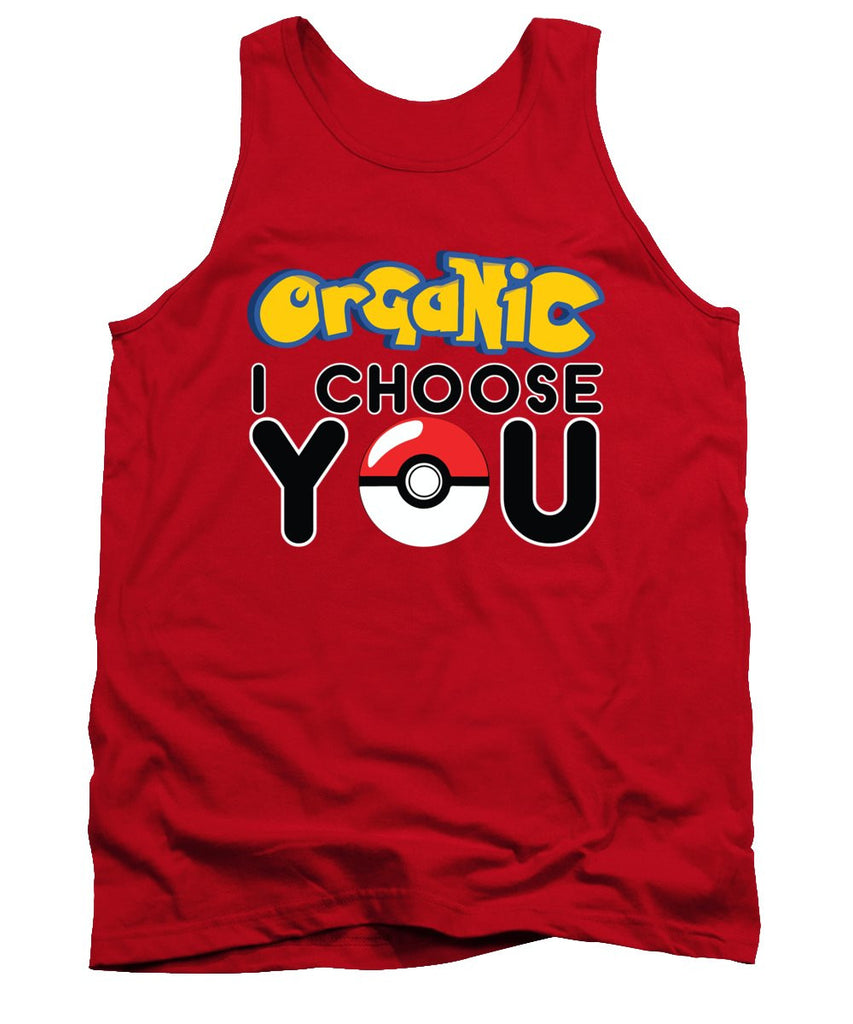Tank Top - Organic I Choose You
