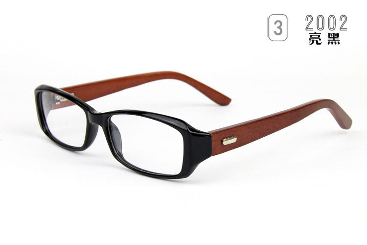 2016 high Quality Natural Rosewood eyeglass frame Decorate Design Wooden Optical Glasses Frame