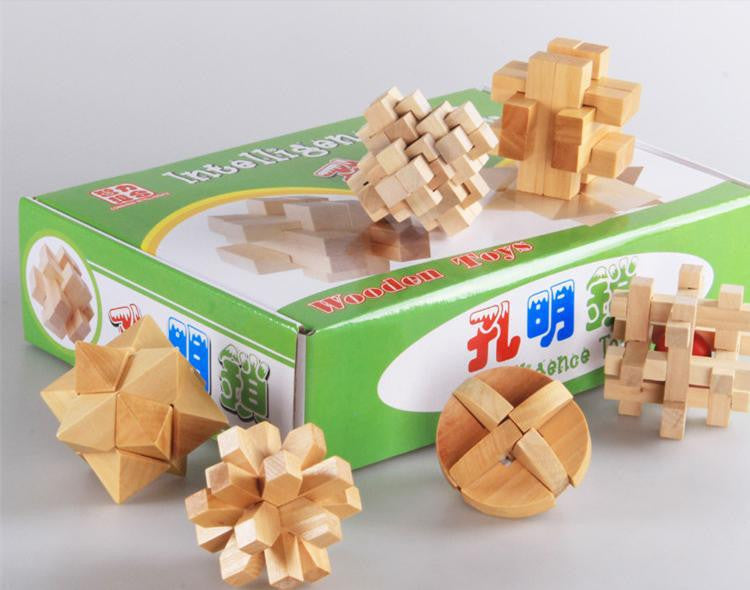 Free postage, children Adult Intelligence combination cube, disassembly assembly unlock toys, wooden educational toys