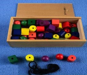 Montessori Baby Kids Toys Froebel Gabe Jun 1 Wooden Box Teaching Tools Learning Educational Preschool Training Brinquedo Juguets