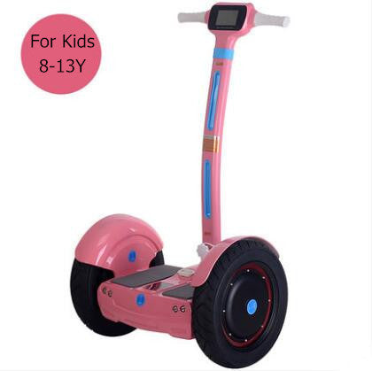 15 Inch 1000W Two Wheel Handrail Electric Standing Bicycle Smart Balance Wheel Electric Scooter Skateboard Hoverboard Handle Bar