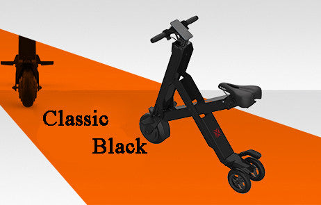 2015 X-Bird X1 30KM Foldable Electric Scooter Portable Mobility Scooter  Adults electric bicycle lithium battery Bike