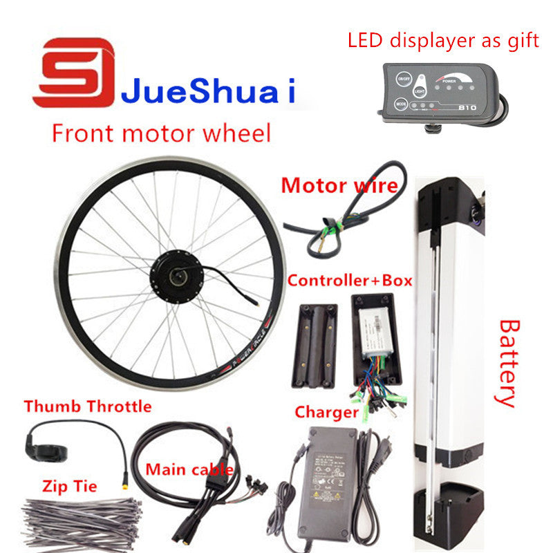 "20""-700C /36V 250W-500W electric motor Brushless Bike Kit  Excellent electric bicycle  Bike Kit /conversion kit DIY"