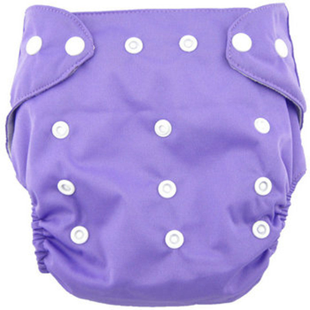 Newborn Washable Reusable Cloth Diapers Modern Adjustable Organic Cotton Soft Diapers All In One For Infants T0009 - SustainTheFuture.us - The Natural and Organic Way of Life