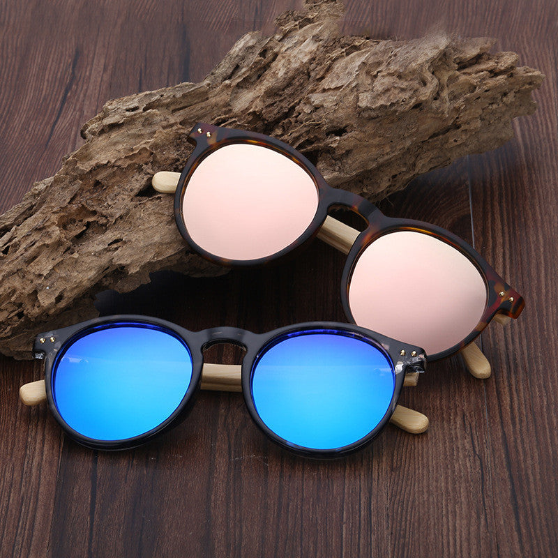 2016 Newest Fashion Retro Bamboo Handmade Sunglasses Cosy Nature Wood Shades Men Women Designer Eyewear Sunglasses Oculos De Sol - SustainTheFuture.us - The Natural and Organic Way of Life