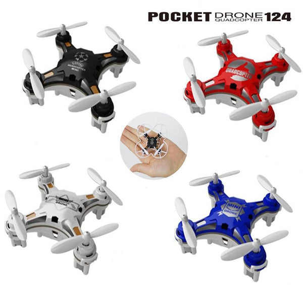 Fashion professional Pocket micro Drone 4CH mini quadcopter With Switchable Controller RTF RC helicopter Toys F15170