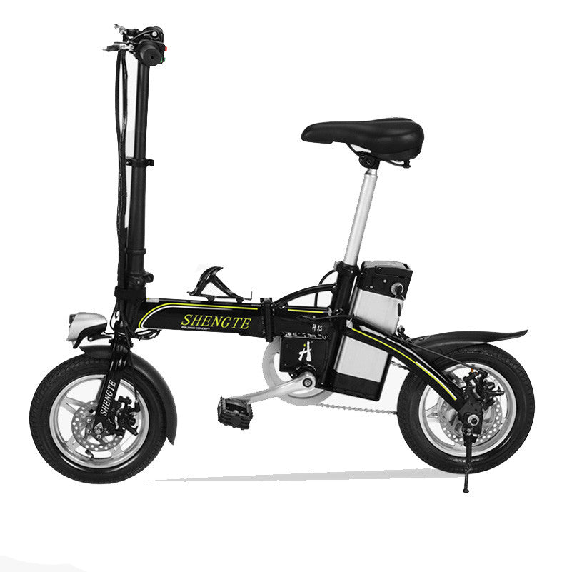 2016 Foldable Electric bicycle Mini Cool Cycling 15.6A E-Bike - SustainTheFuture.us - The Natural and Organic Way of Life