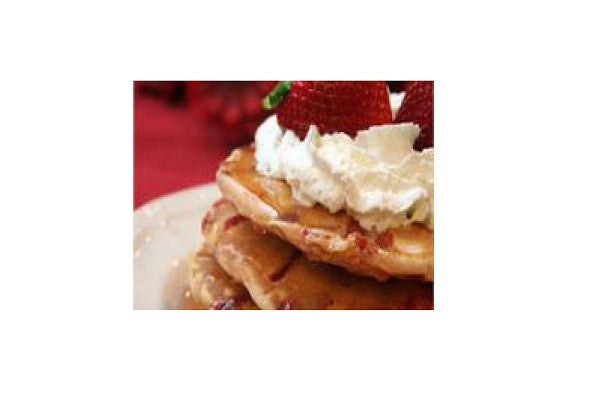 Strawberries and Cream Pancake Mix (large 2 1/4 lb mix)