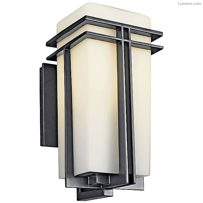 Tremillo Outdoor Wall Sconce By Kichler