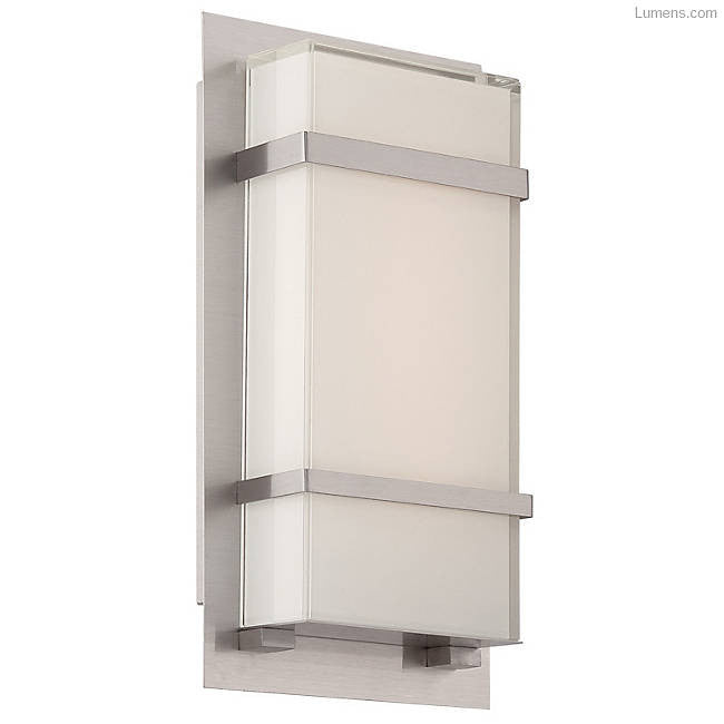 Phantom Indoor/Outdoor LED Wall Sconce By Modern Forms