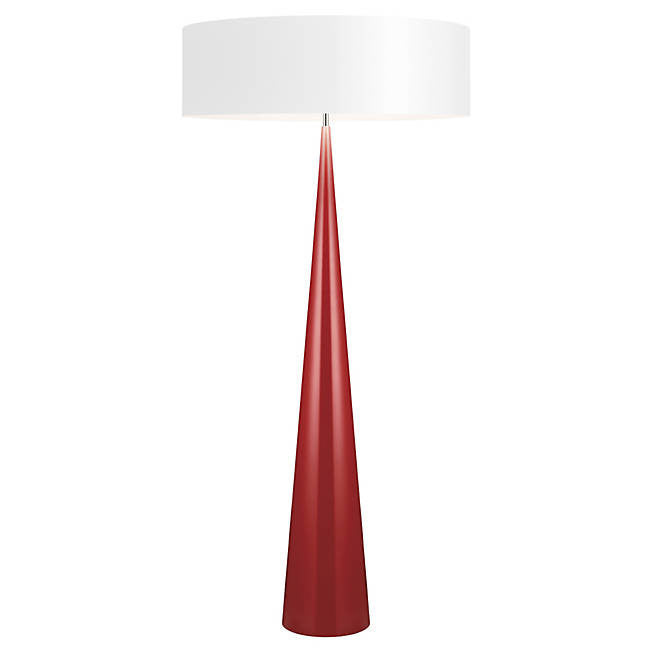 Big Cone Floor Lamp By Robert Sonneman for SONNEMAN Lighting