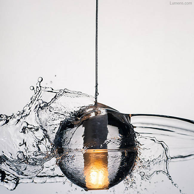 14.1 Single Pendant By Omer Arbel for Bocci