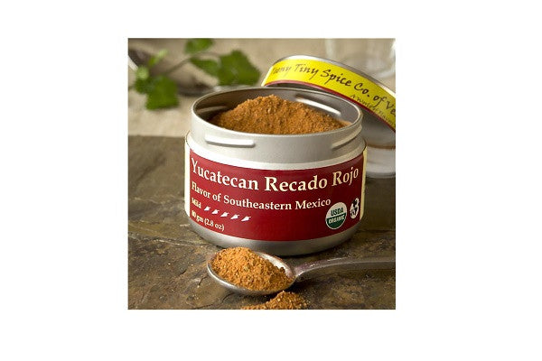 Yucatecan Recado Rojo (Teeny Tiny Spice Co. of Vermont)
