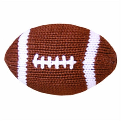 Organic Football Baseball Basketball Rattle