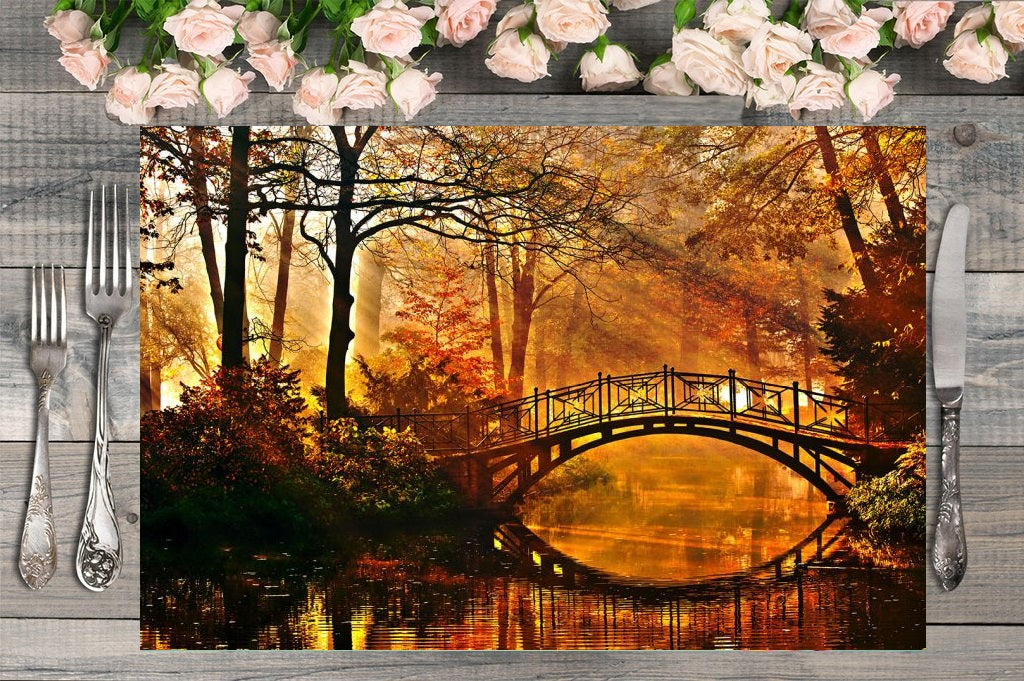 Bridge of Autumn