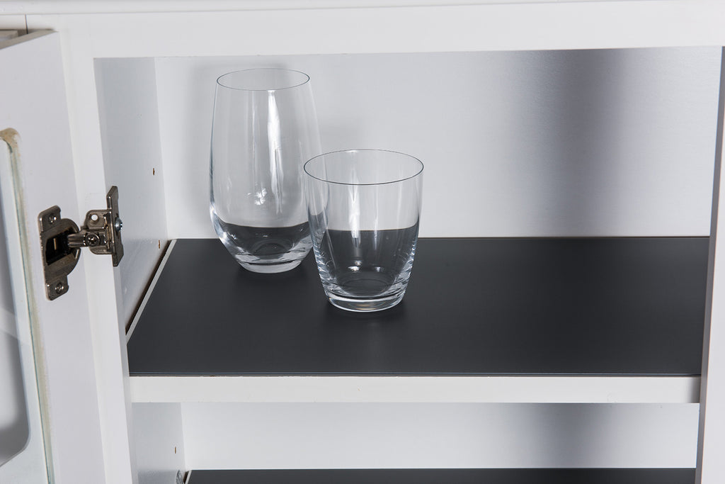 Solid Color Kitchen Shelf Liners