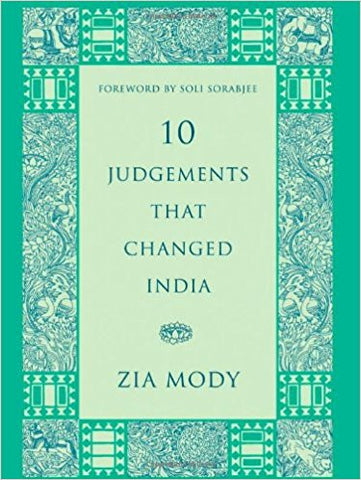 10 Judgements That Changed India-Books-TBHPD-Helmetdon