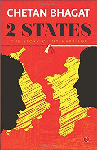 2 States: The Story of My Marriage-Books-TBHPD-Helmetdon