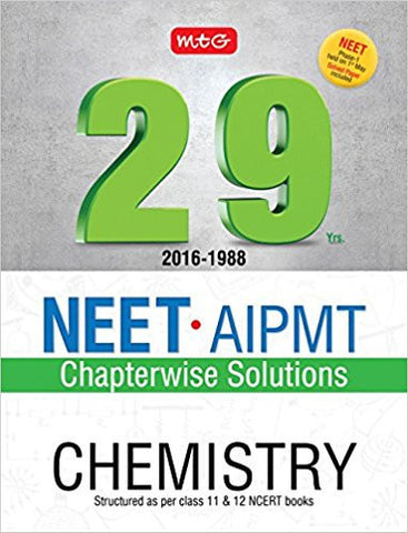 29 Years NEET-AIPMT Chapterwise Solutions - Chemistry-Books-TBHPD-Helmetdon