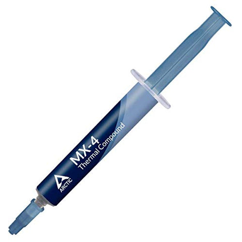 ARCTIC MX-4 2019 Edition - Thermal Compound Paste - Carbon Based High Performance - Heatsink Paste - Thermal Compound CPU for All Coolers