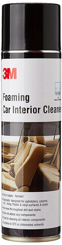 3M Foaming Interior Cleaner (580 g)-car care-3M-Helmetdon