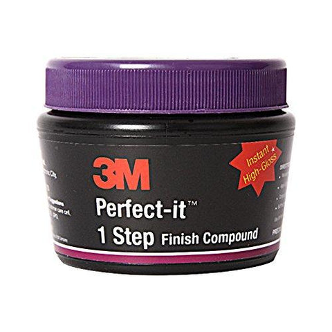 3M IA260165237 Perfect-It 1-Step Finish Compound (100 g)-3M-Helmetdon