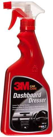 3M IA260166367 Auto Specialty Dashboard Dresser (500 ml)-car care-3M-Helmetdon