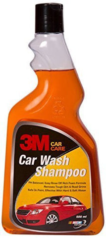 3M IA260166409 Car care car wash Shampoo (1L)-car care-3M-Helmetdon