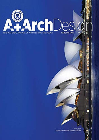 A+ArchDesign: IAU- International Journal of Architecture and Design (2016-2 Book 3)