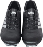 GBG International Football Shoes for Mens Black Messi- 7