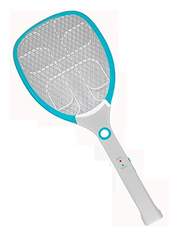 Azacus Rocklight Mosquito Racket/Bat with Torch with Wire Charging (All MODEL'S) (Lithium 324)