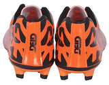 GBG Sports Men's Crony-Orange Polypropylene Messi Football Studs Shoes -8 UK/IND