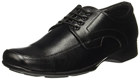BATA Men's Quin Two Black Formal Shoes-7 (8216651)
