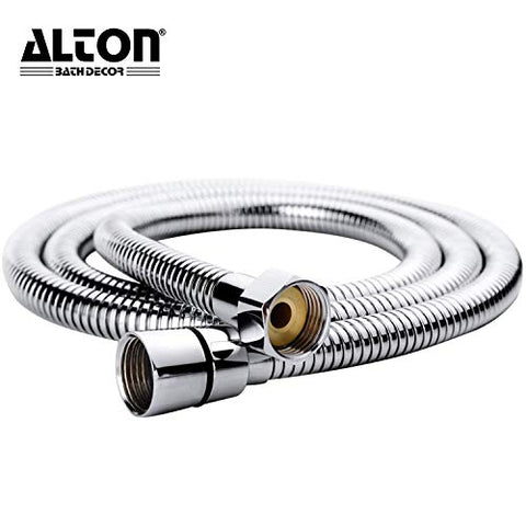 ALTON ALT2041 SS-304 Grade Flexible Shower Hose Pipe (Chrome)