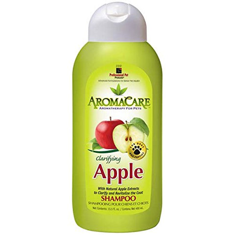 PPP AromaCare Clarifying Apple Shampoo, 13.5-Ounce