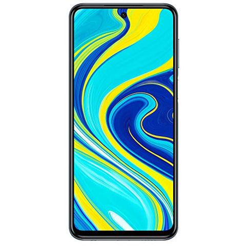 Redmi Note 9 Pro (Interstellar Black, 4GB RAM, 64GB Storage) - Latest Snapdragon 720G & Gorilla Glass 5 Protection