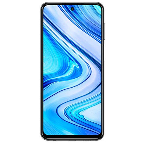 Redmi Note 9 Pro Max (Glacier White, 6GB RAM, 128GB Storage)