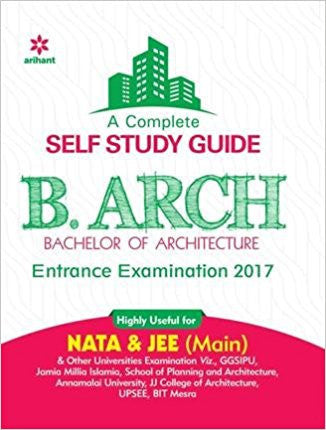 A complete Self Study Guide for B.Arch. Entrance Examination 2017-Books-TBHPD-Helmetdon