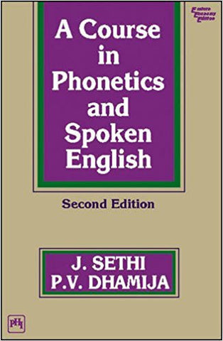 A Course in Phonetics and Spoken English-Books-TBHPD-Helmetdon