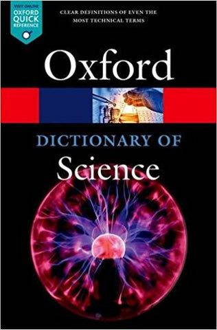 A Dictionary of Science (Oxford Quick Reference)-Books-TBHPD-Helmetdon