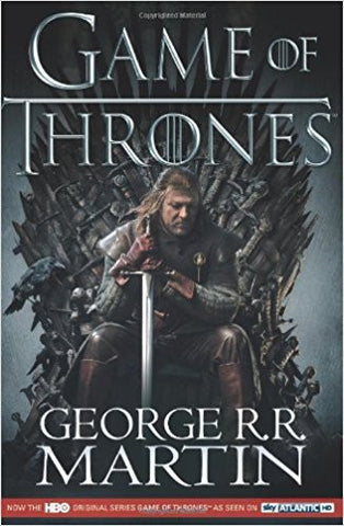 A Game of Thrones (A Song of Ice and Fire)-Books-TBHPD-Helmetdon