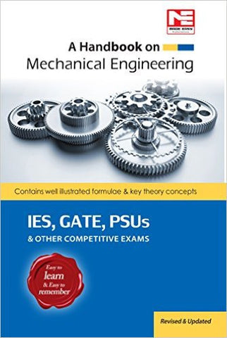 A Handbook for Mechanical Engineering-Books-TBHPD-Helmetdon