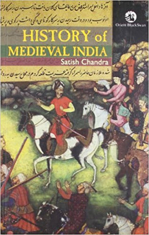 A History of Medieval India-Books-TBHPD-Helmetdon