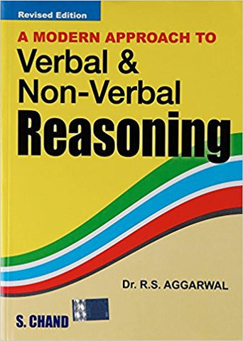 A Modern Approach to Verbal & Non-Verbal Reasoning (Old Edition)-Books-TBHPD-Helmetdon
