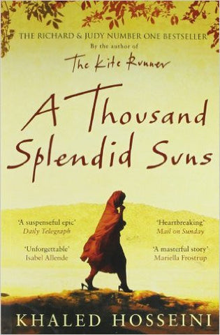 A Thousand Splendid Suns-Books-TBHPD-Helmetdon
