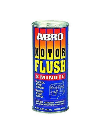 Abro MF-390-443 Motor Flush (443 g)-Car Care-ABRO-Helmetdon
