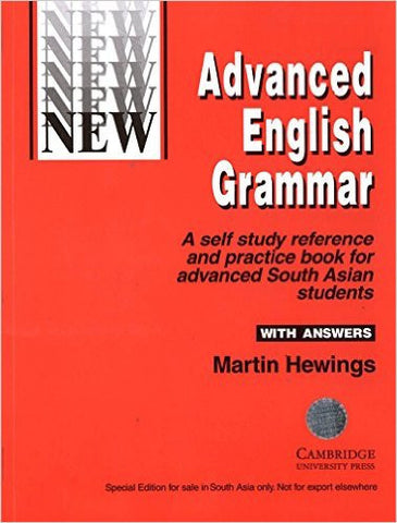 Advanced English Grammar with Answers-Books-TBHPD-Helmetdon