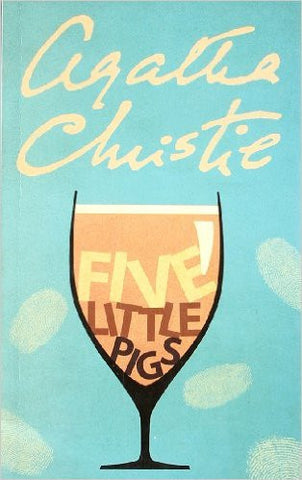 Agatha Christie - Five Little Pigs-Books-TBHPD-Helmetdon