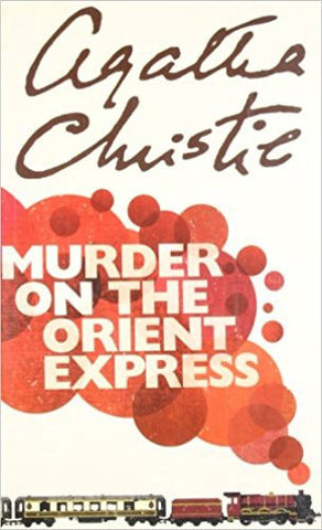 Agatha Christie - Murder on the Orient Express-Books-TBHPD-Helmetdon