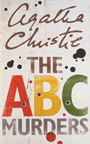 Agatha Christie - The Abc Murders-Books-TBHPD-Helmetdon